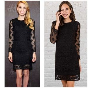 Isabel Marant Pour H&M Lace Embroidered Dress 12